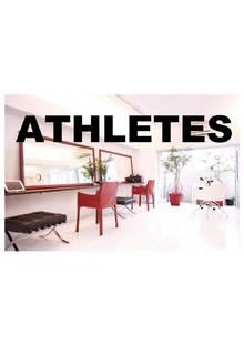ATHLETES  | アスリーツ  のロゴ