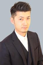 男らしい(30代〜40代にもに似合う)ショートスタイル|grandのメンズヘアスタイル