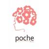 poche   | ポッシュ  のロゴ