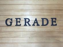 Hair Make GERADE  | ヘアメイク グラード  のロゴ