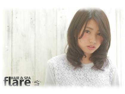 flare -心-