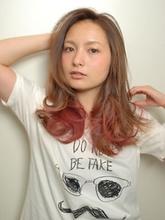 インナーカラー|hair make equrooleのヘアスタイル