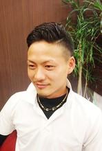7・3ボウズ☆|Mojo scissorsのメンズヘアスタイル