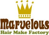 マーヴェラス ヘアメイク ファクトリー  | マーヴェラス ヘアメイク ファクトリー  のロゴ