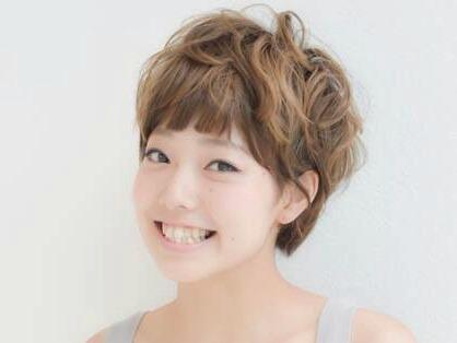 Hair design a peach by NYNY