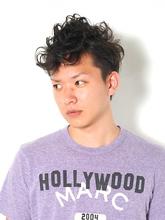 Diablo TIPSYのメンズヘアスタイル