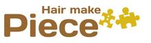 Hair make Piece  | ヘアメイクピース  のロゴ