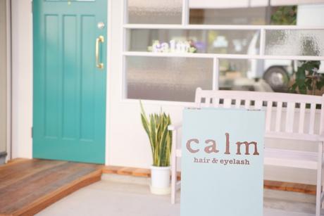 hair&eyelash calm