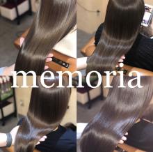 髪質改善ヘアエステサロン memoria  | メモリア  のロゴ