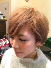 大人ショート|髪質改善ヘアエステサロン memoriaのヘアスタイル