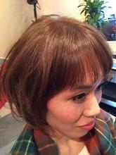 カジュアルボブ|髪質改善ヘアエステサロン memoriaのヘアスタイル