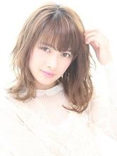 エアリーなセミディレイヤースタイル|PRIMO 本川越店  のヘアスタイル