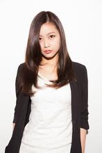 サラ艶ストレート|naiaのヘアスタイル