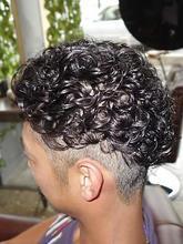 ツーブロックアシメ|TOKAGE HAIRのヘアスタイル