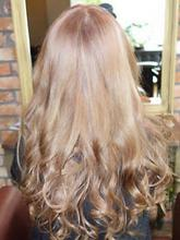 エアリーカール TOKAGE HAIRのヘアスタイル
