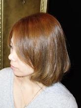 ボブ TOKAGE HAIRのヘアスタイル
