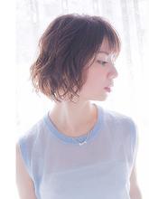 クールショート ojiko.のヘアスタイル