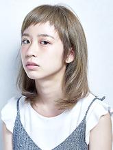☆ セミディ ☆|anteprimaのヘアスタイル