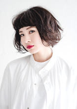 CiNEMA 2015A/W ウォッシュボブ|CiNEMA daikanyamaのヘアスタイル