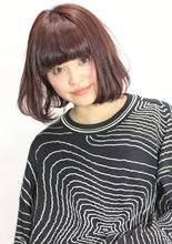 エアリーワンレンボブ|CiNEMA daikanyamaのヘアスタイル