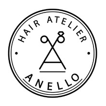 hair atelier ANELLO  | ヘア アトリエ アネロ  のロゴ