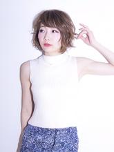 大人かわいい Calm Hair 阪急淡路店のヘアスタイル