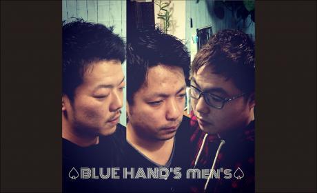 BLUE HAND'S