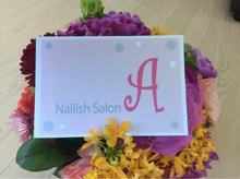 Nailish Salon A  | ネイリッシュサロン エー  のロゴ