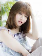 オーガニックカラーで髪に優しくカラーチェンジ☆