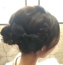 お出かけリボン hair LiLiy 浅草橋店のヘアスタイル