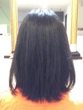 ナチュラルストレート hair LiLiy 浅草橋店のヘアスタイル