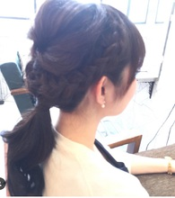 キレカワデートヘア hair LiLiy 浅草橋店のヘアスタイル