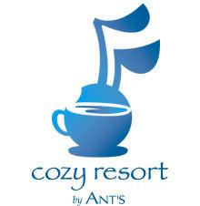 cozy resort by ANT'S  | コージー リゾート バイ アンツ  のロゴ