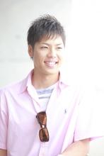 爽やかショート|ANT'S Southern-Resort 茅ヶ崎店のメンズヘアスタイル