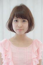 柔らかいボブ☆|Sourireのヘアスタイル