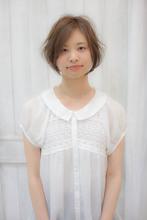 ふんわりショート☆|Sourireのヘアスタイル