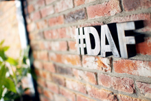DAF hair dresser  | ダフ ヘアードレッサー  のロゴ