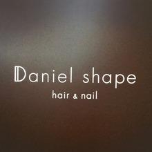 Daniel Shape -Nail-  | ダニエルシェイプ -ネイル-  のロゴ