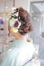 新成人の方々、おめでとうございます!|nuvolaのヘアスタイル