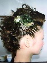 パーティヘアー|go. HAIRのヘアスタイル