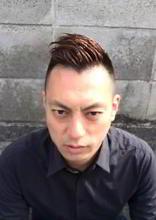 ツーブロック|go. HAIRのメンズヘアスタイル