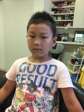 キッズショートヘアー♪|HAIR ART SATOのキッズヘアスタイル