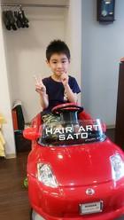 スッキリ!|HAIR ART SATOのキッズヘアスタイル