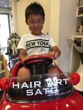 イメチェン♪|HAIR ART SATOのキッズヘアスタイル