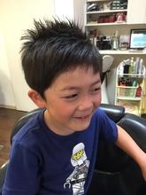 ショートスタイル♪|HAIR ART SATOのキッズヘアスタイル