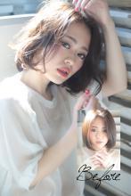 似合わせ骨格カラー診断015|Secretのヘアスタイル