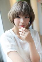 似合わせカット診断110|Secretのヘアスタイル