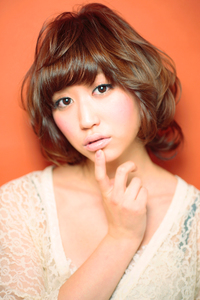美髪の法則(c-116)