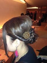 およばれセット|six hairのヘアスタイル