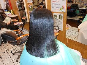 さらツヤストレート|STUDIO ASK 八戸ノ里店のヘアスタイル